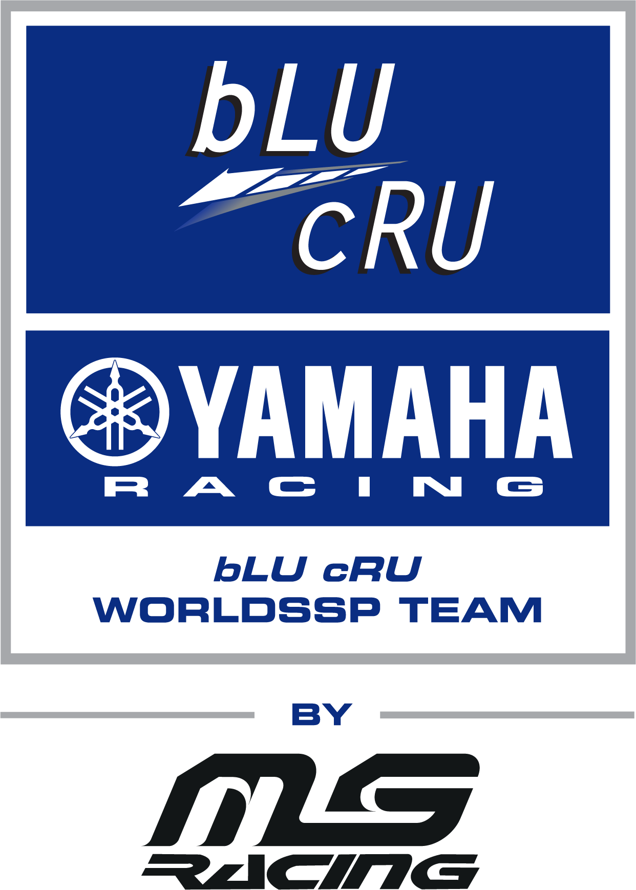 bLU cRU Yamaha Ms Racing